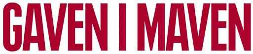 Gaven i Maven logo